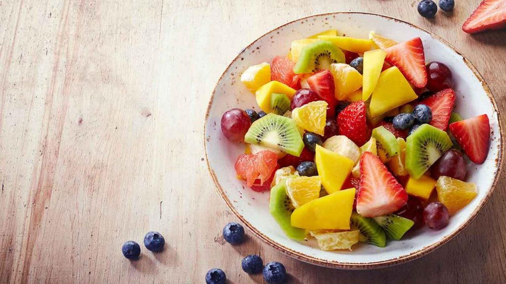 Salade de fruit